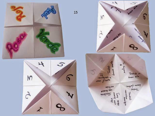 Papiroflexia Origami Para Niños El