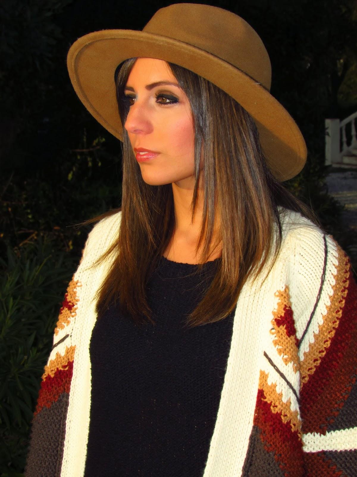 cristina style street style fashion fashion blogger blogger malaga malagueña boho chic tendencias moda outfit look inspiration ootd