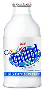 Minuman Sehat Dari Google - Google Gulp Beta