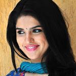 Deeksha Seth In Blue Churidar Unseen Pics