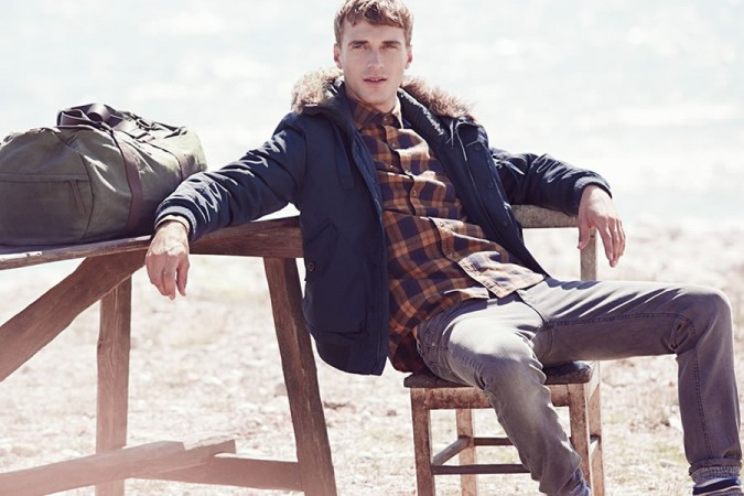 He by Mango Fall/Winter 2014 Lookbook