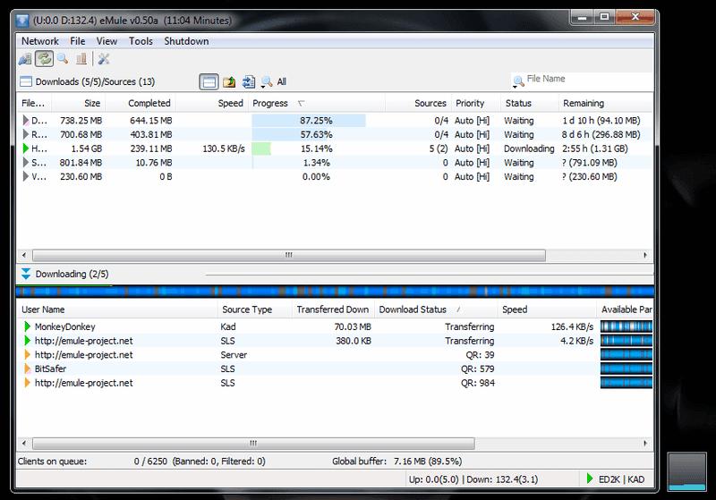 emule windows 7 64 bits