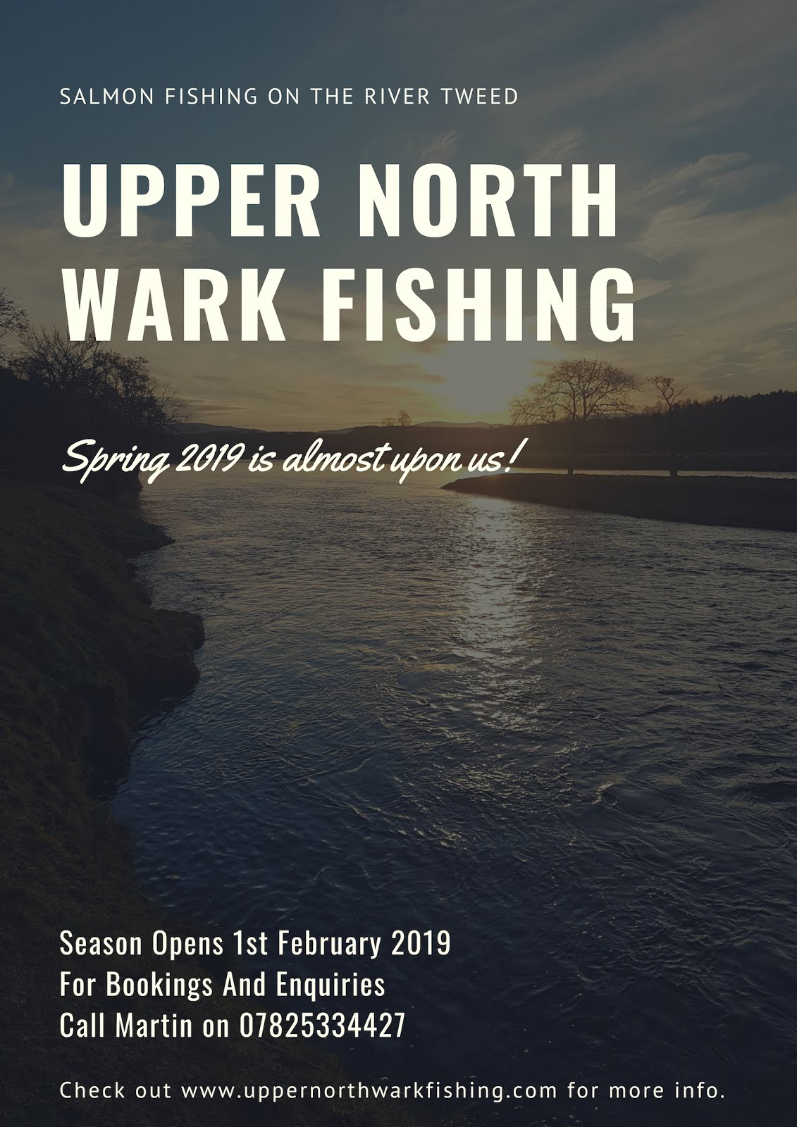Upper North Wark Salmon Fishing