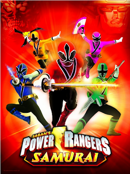 Download – Power Rangers Samurai – 1ª Temporada Vol.1 – DVDRip AVI + RMVB Dublado