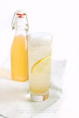Lemonsoda homemade