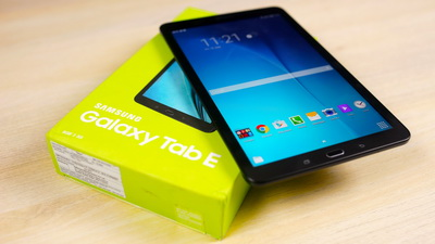 Tablet Android Murah Samsung Galaxy Tab E