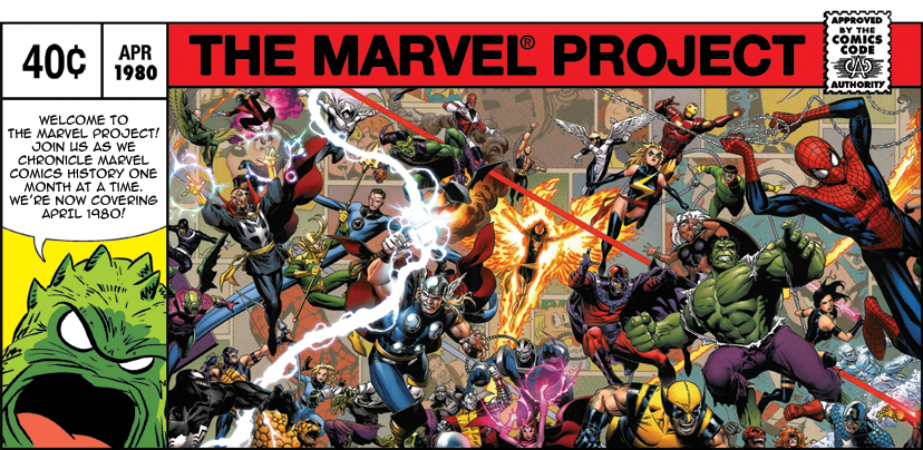The Marvel Project
