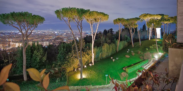 Rome Cavalieri, Waldorf Astoria Hotels and Resorts, Roma, İtalya