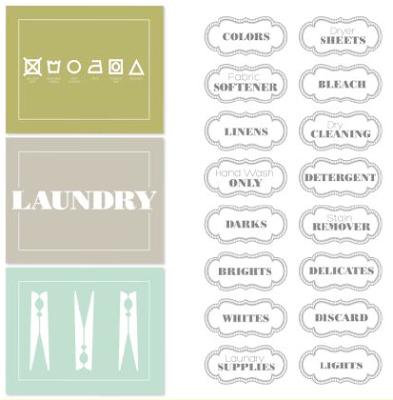 Label This Designer Template - Digital Download