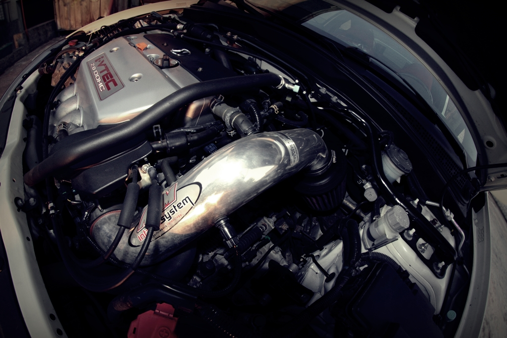 Acura RSX TypeS Honda Integra DC Acura RSX AEM Intake Installation - Acura rsx intake