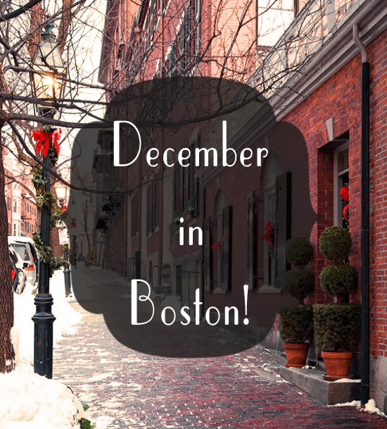 December in Boston, Beacon Hill Christmas, Holiday Cocktail Party, What I'm Wearing