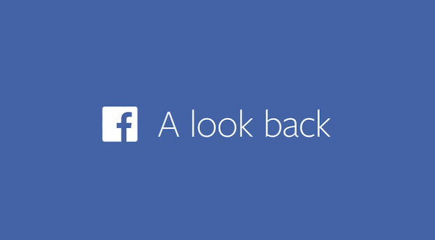 Facebook A Look Back feature