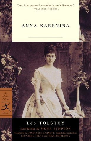 a book review on anna karenina An 'anna karenina' for our times at moscow's bolshoi theatre the world-famous ballet company is iconic in russia principal dancer olga smirnova says a new staging of a beloved epic takes it into the 21st century.