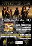 Concierto Presentación de SOMBRAS DEL DESTINO