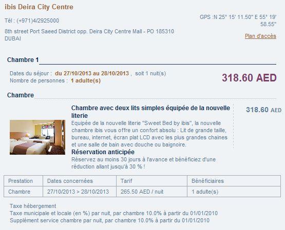 Roadtrip vietnam 2013 m 5 r servation h tel dubai effectu for Reservation hotel par mail