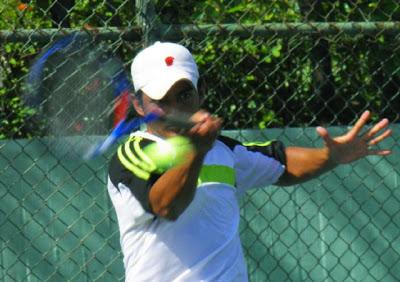 Cubanos avanzan a ronda semifinal de Copa Davis de Tenis