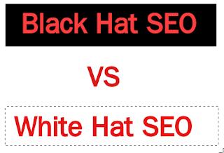 SEO Concepts black hat seo vs white hat seo