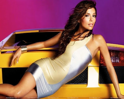 Eva Longoria Hollywood Actress HD Wallpaper