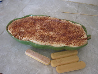Tiramisu delivery in Kenya