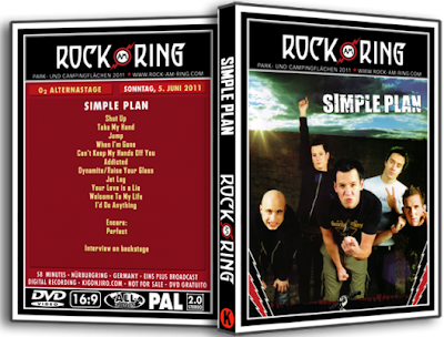 Simple Plan Dvd Live Concert Simple Plan