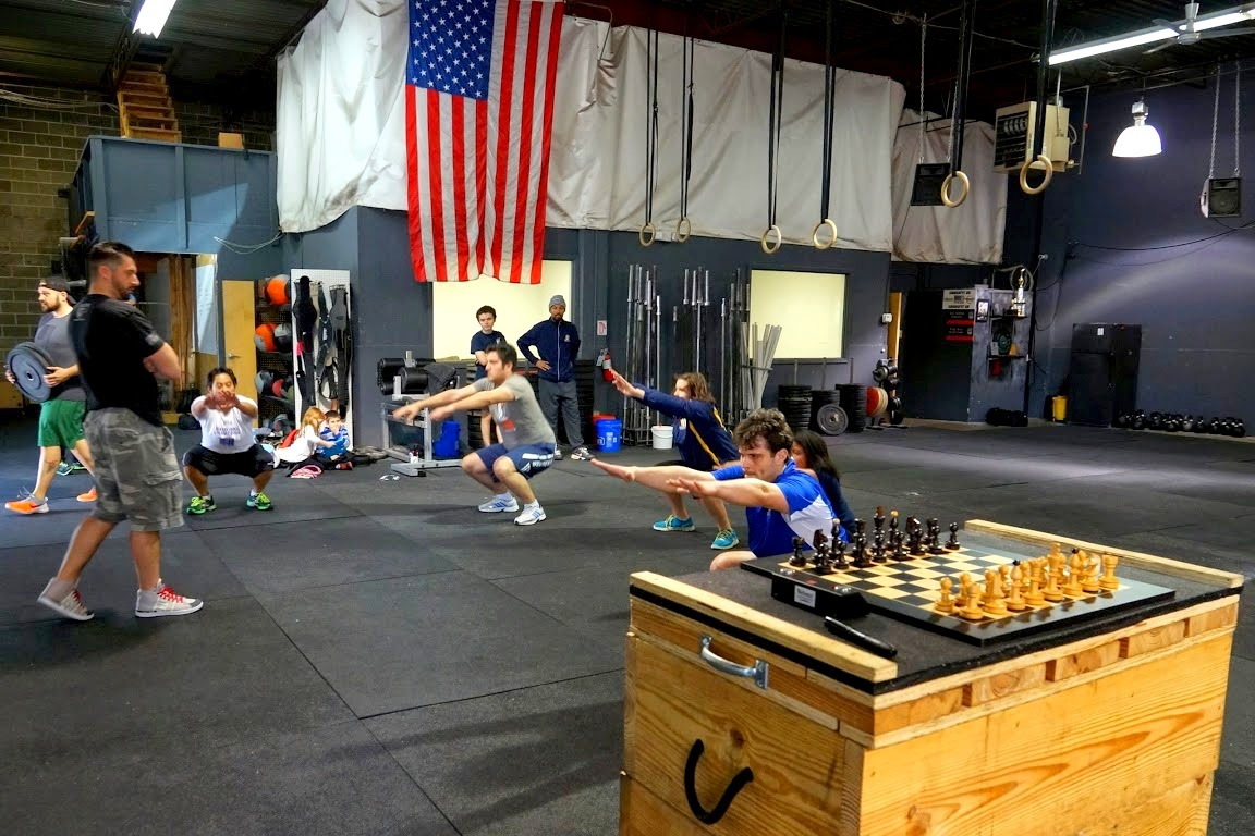 Photos from CrossFit Chess Challenge