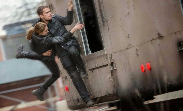 Movie review of Divergent directed by Neil Burger
