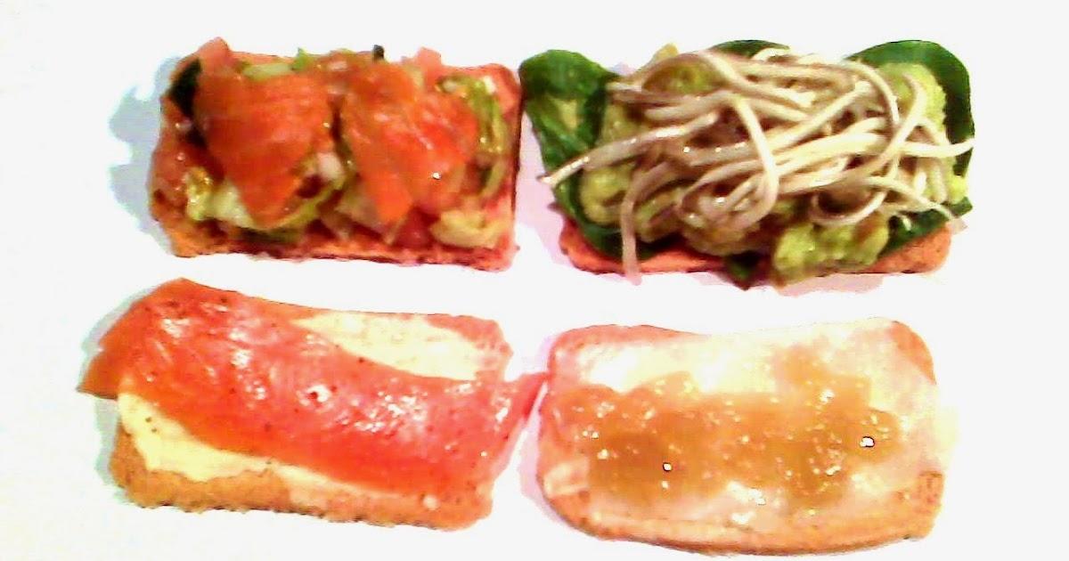 Pan comido canap s for Canape definicion
