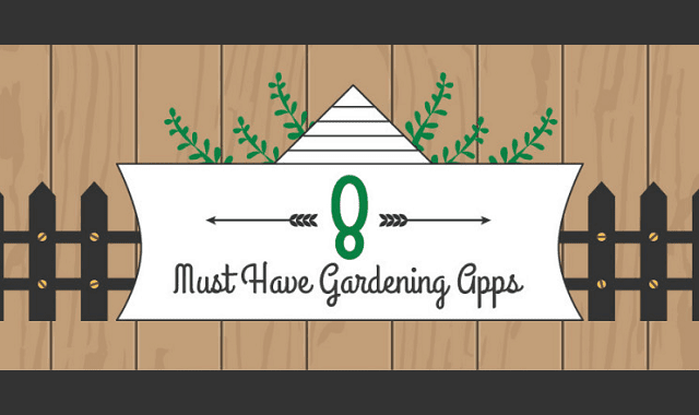 8 Must-have Gardening Apps