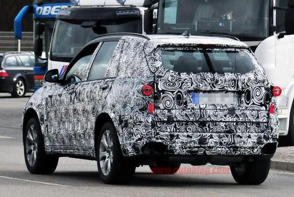BMW X5 2013 new photo