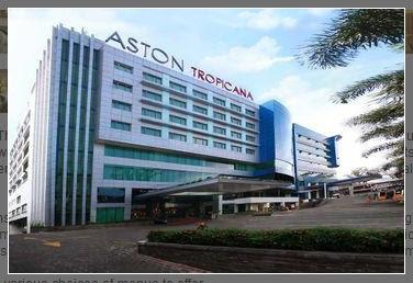 Aston Tropicana Hotel & Plaza Bandung