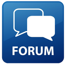 Welcome to our Forum!
