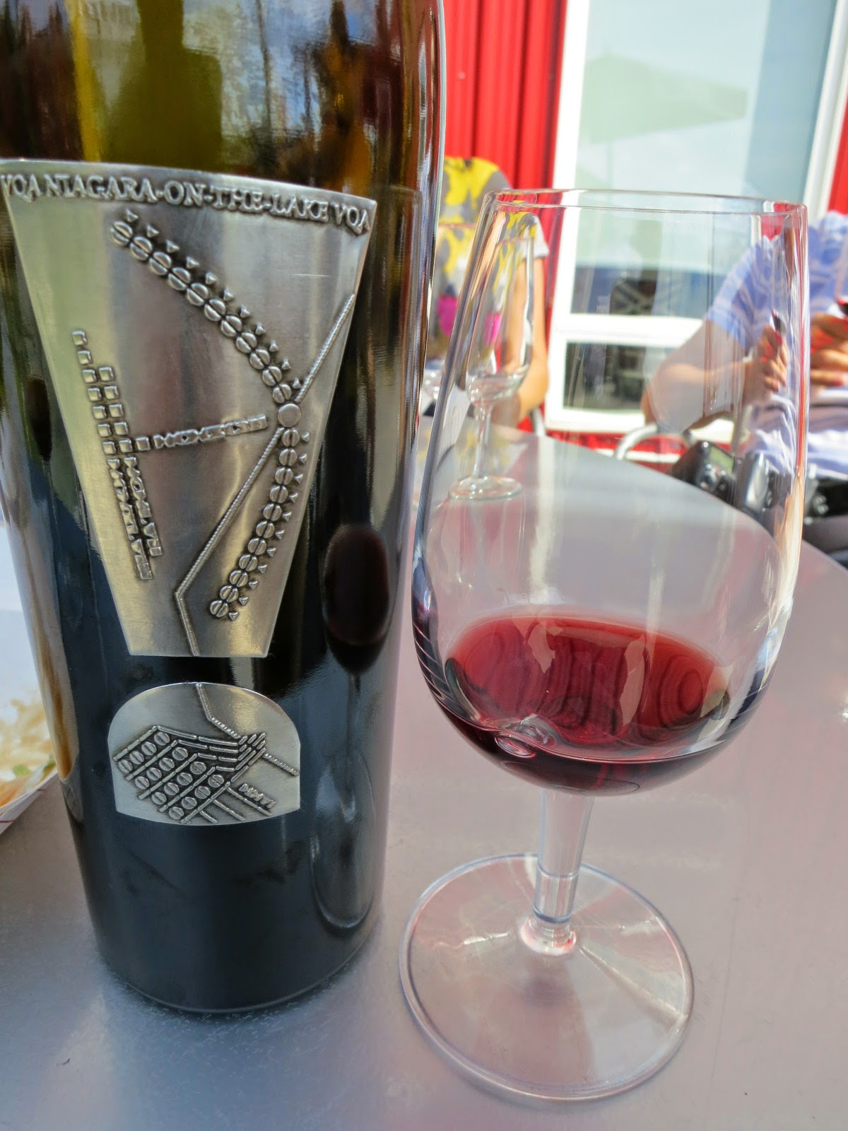 Wine Review of 2010 Pillitteri Exclamation Cabernet Sauvignon from VQA Niagara-on-the-Lake