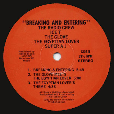 The Radio Crew – Breaking & Entering (VLS) (1983) (VLS) (320 kbps)