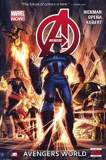 Avengers Vol. 1: Avengers World (Marvel NOW)