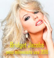 Bridget Jacobs - Miss Minnesota USA 2016