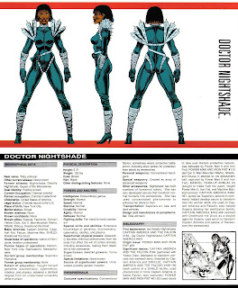 Doctora Sombra Nocturna (ficha marvel comics)