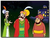 Birbal Akbar Story