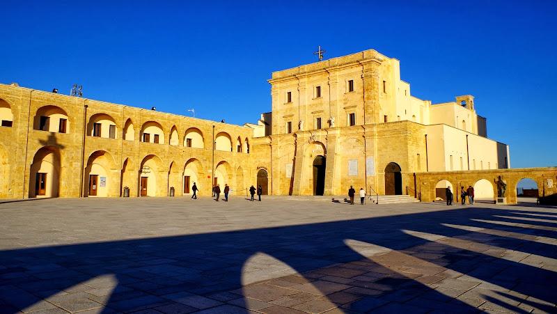 Basilica Santuario Santa Maria De Finibus Terrae (S. Maria di Leuca, Apulien)