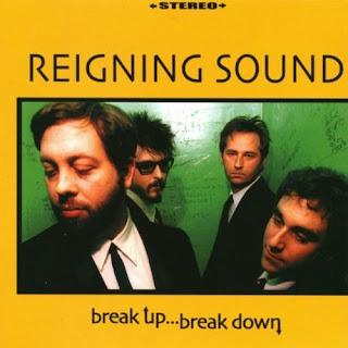 The Reigning Sound - Break Up Break Down - 2001