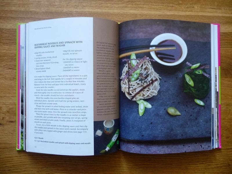 Book review and competition world food cafe quick and easy recipes if you are a person who insists that each recipe is photographed then you will be disappointed in world food cafe i dont mind as much but with unfamiliar forumfinder Choice Image