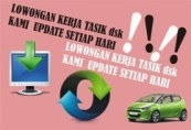 LOKER TASIKMALAYA TERBARU UPDATE SETIAP HARI DISINI !!!