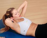 wanita bisa orgasme ketika berolah raga