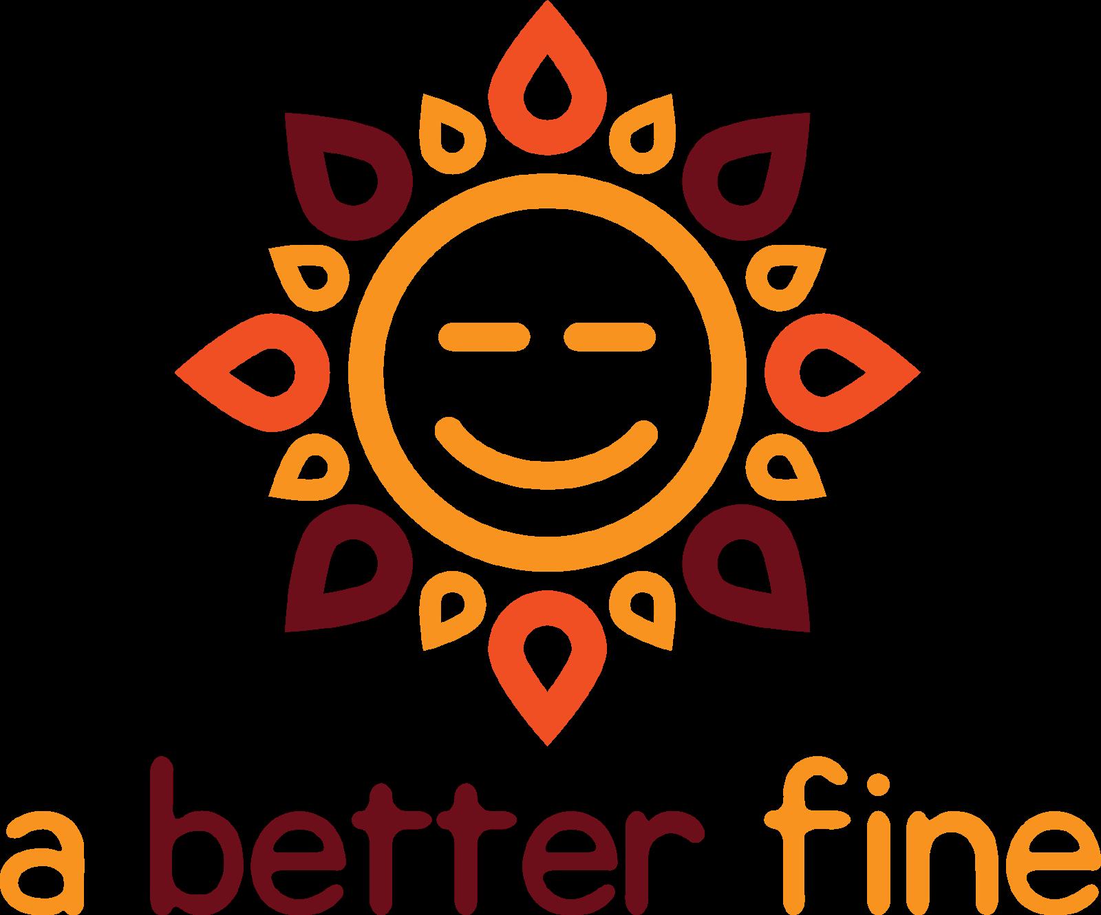 A Better Fine Logo