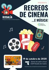 CINEMA NO ROSALÍA
