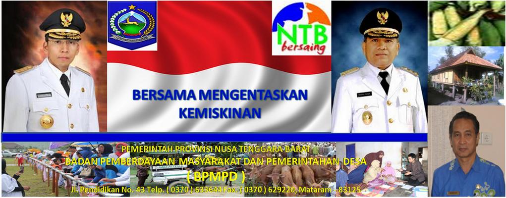 Badan PMD Provinsi NTB