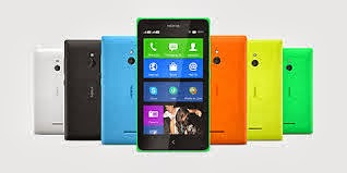 nokia reveals 5 inch android device Nokia XL with 5mp camera