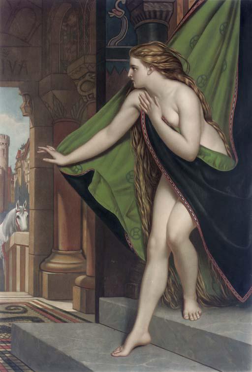 lady godiva van lerius