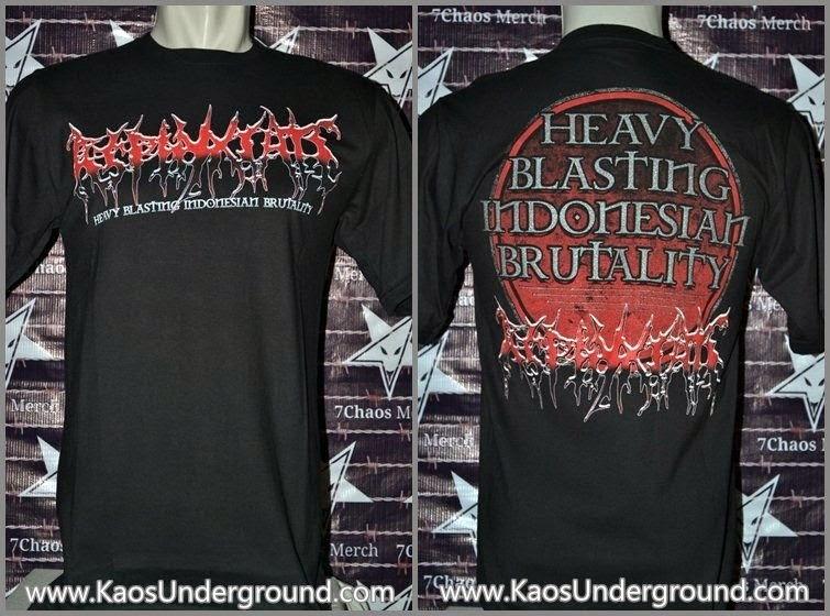 asphyxiate brutal death metal kaos underground