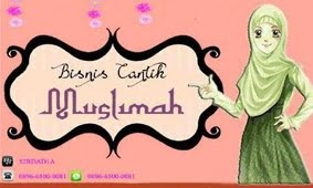 Bisnis Cantik Muslimah