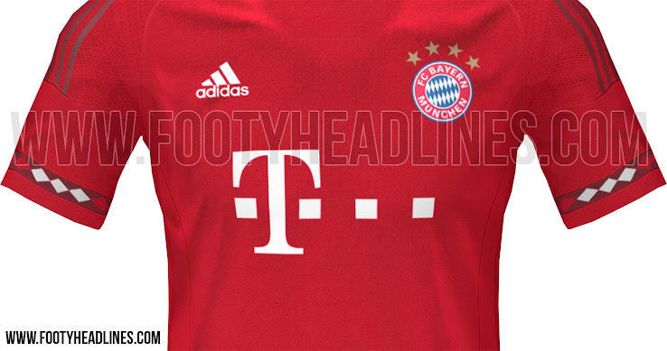First things first - pure red is back. Bayern Munich always look their best  when playing at home in deep red and this kit is a nice return after the  blue ... 3edb122e2